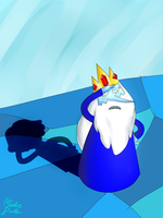 Ice King by Minkerdoodle