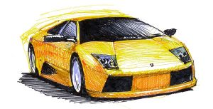 Frenzy Lambo by Naterman