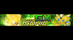 SuperSonicGX Youtube Banner by scott910