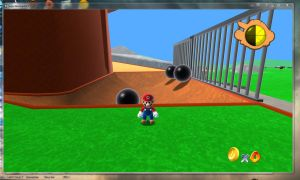 Super Mario 64 by Wretched--Stare