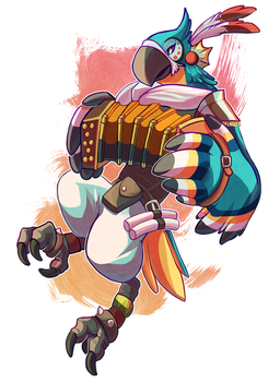 Kass by Opheleus