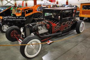 1927 Ford Model T by Car-Crazy