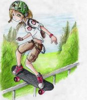 SK8 by elquijote