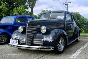 Ye Olde Chevy by amosis55
