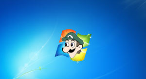 Weegee Background by charmanderfan7