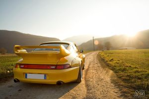 Porsche 993 GT2 like by alexisgoure