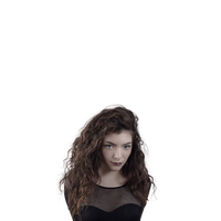 Lorde png by LightsOfLove