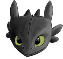 Toothless Doodle by BeckrrRAWR
