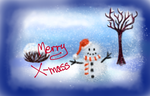 Merry XMASS/ Happy Holidays! :D by MusicAndArtItsMyLife