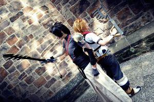 meaningless  - Terra and Ventus (KH-BBS) by Natsuno-Yuuki