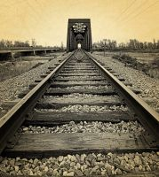Train Tracks by benvance