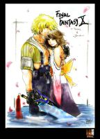 Final Fantasy X by 13wishes