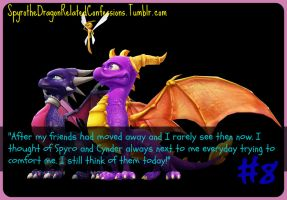 ( Spyro Confessions ) #8 Together With You by KrazyKari