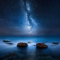Stillness of Night by MikkoLagerstedt