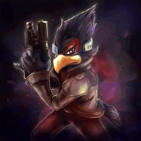 Star Fox Tribute - The Wingman by PerfectDork