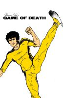 GAME OF DEATH by NiteOwl94