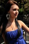 Tara - blue formal revisited 2 by wildplaces