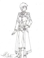Miria Carterized uncolored by Beck-Carter