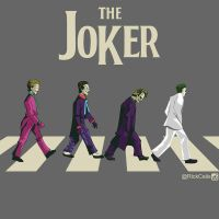 Joker Road by RickCelis