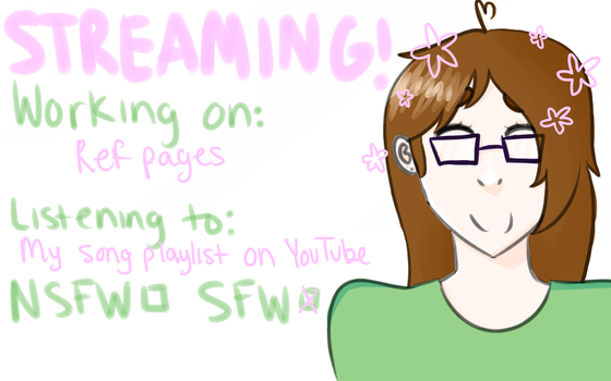 Streaming - OFF by Weaboo666