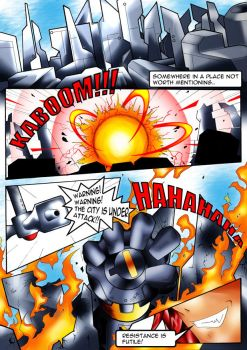 Mission Failed Comic Page 1 by zeiroid