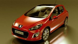 2012 Peugeot 308 Studio by BlackLizard1971
