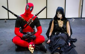 Deadpool and Death by NDC880117
