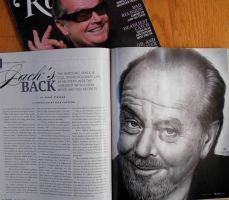 My Jack Nicholson - Published by Doctor-Pencil