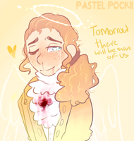 Tomorrow there will be more of us by Pastel-Pockii