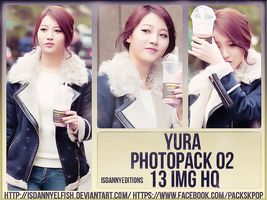 Yura (GIRL'S DAY) - PHOTOPACK#02 by JeffvinyTwilight