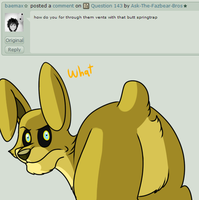 Question 165 by Ask-The-Fazbear-Bros