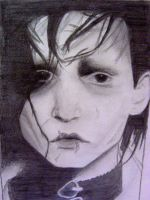 Edward Scissorhands - J Depp by johnnydeppfan