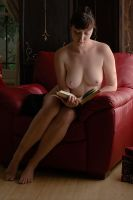 Kathryne, Nude Library, 235 by photoscot