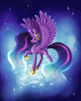 Princess Twilight Sparkle by Willow141