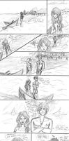 Finnick and Annie: Creeping up by xxIgnisxx