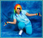 MLP: Rainbow Dash by NYAHproductions