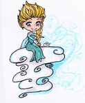 The Snow Queen by 1angel0wings1