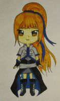 Isabell Chibi by IHaveNoIdea8