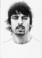 Dave Grohl by LandinDesign