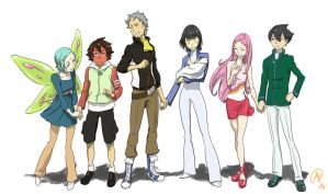Eureka 7 - A New Member by MatsuRD
