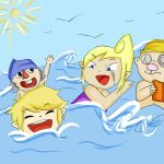 Fun in The Sun by PartyGirl4