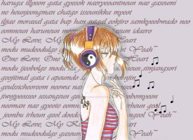 Music is my Life by TenshiNeera