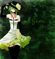 GUMI (with hat :D) by OolimekilnoO