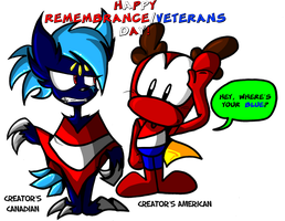 Happy Remembrance-Veterans Day by ralphbear