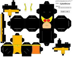 Cubee - Henchman 24 '1of2' by CyberDrone