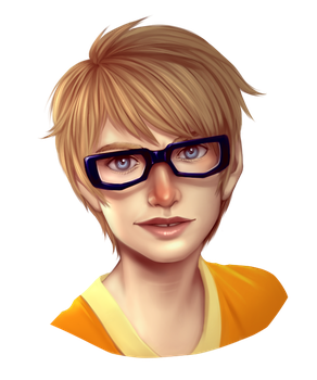 Prime Painting by Krooked-Glasses