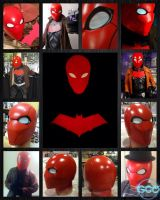 GCC RED HOOD HELMETS by Cadmus130