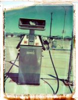 Gas Pump Robot by fishtankbabe