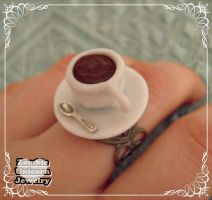 Coffee time ring by Galadriel89