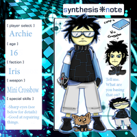 Synthesis Note App - Archie by ISZK-tv